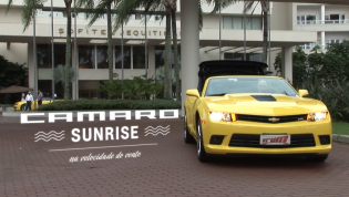 Camaro Sunrise - Chevrolet